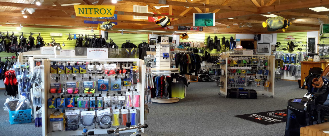 Dive Into Our Selection of Scuba Gear