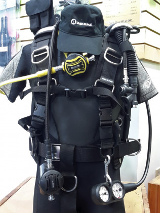 scuba equipment flint mi